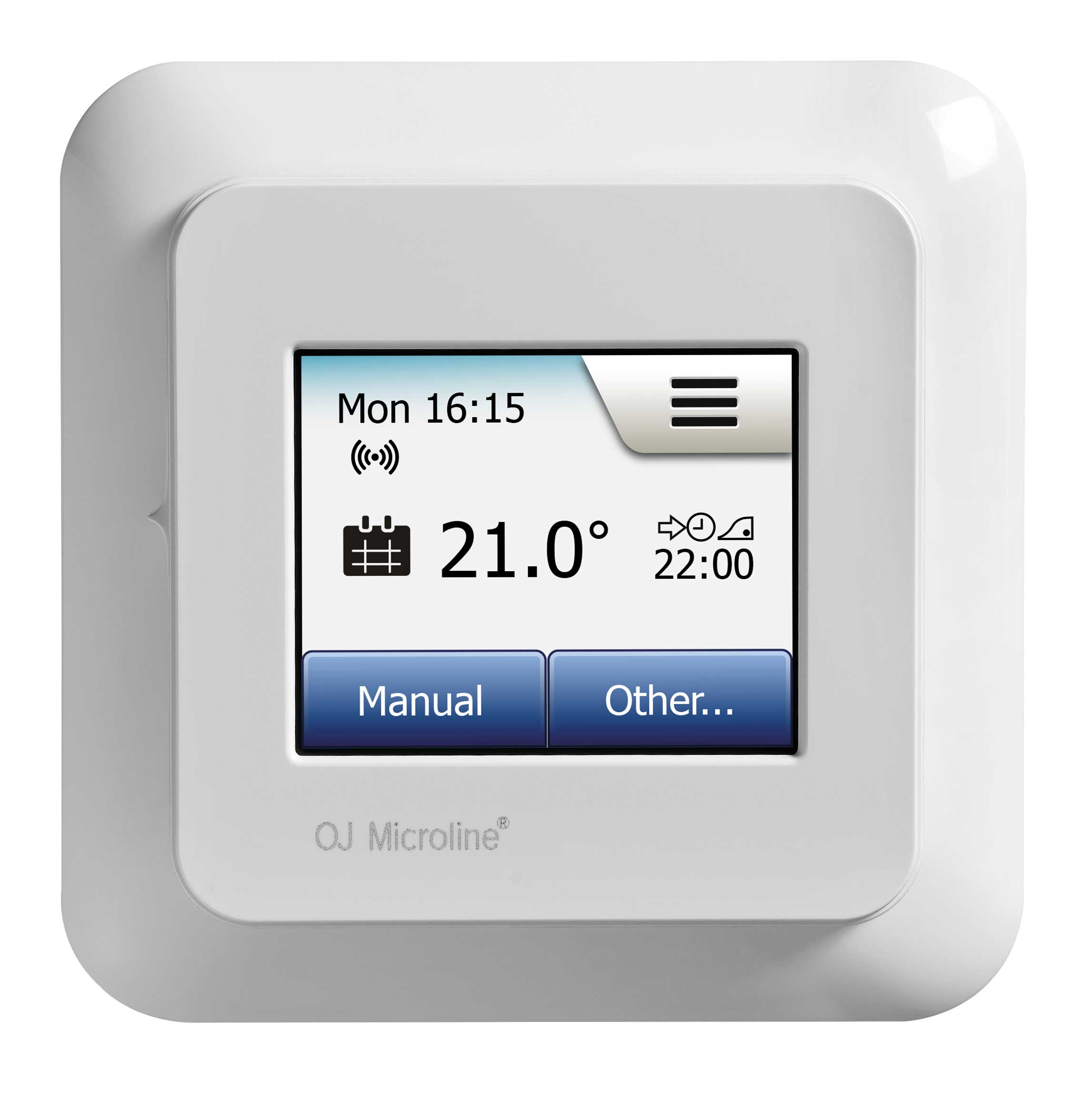 NGTouch Wifi Home Screen