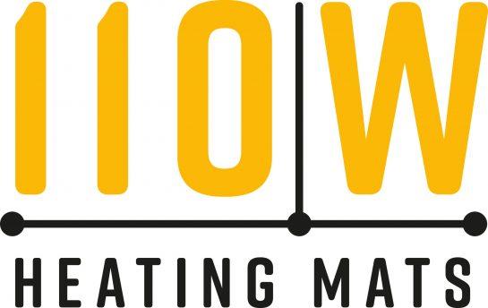 Electric Under Floor Heating - 110W Heating Mats