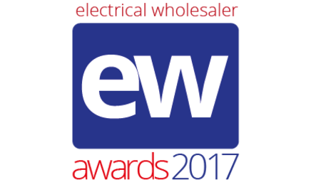 We've been nominated for three 2017 Electrical Wholesaler Awards. Voting is open now