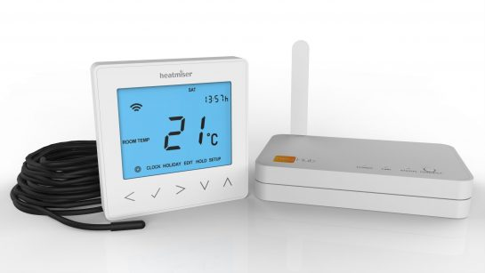 Heatmiser Electric Under Floor Heating Controller - neoStat-e