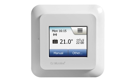 Electric Underfloor WIFI Touch Screen Thermostat Controller NGT-2.0-WIFI