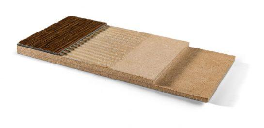 Beneath Carpet or Vinyl Overlay Board for Combymat
