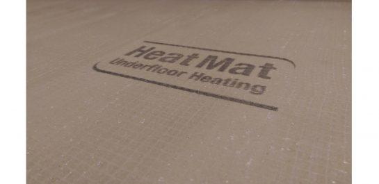 Electric Underfloor Heating Insulation Boards