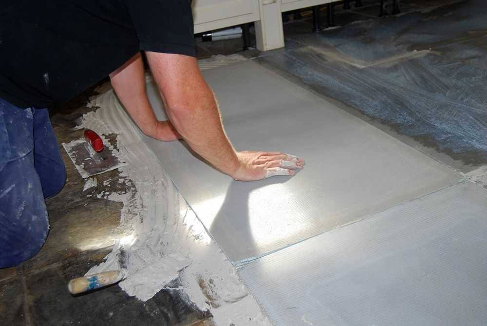 Insulation Boards For Electric Under Floor Heating
