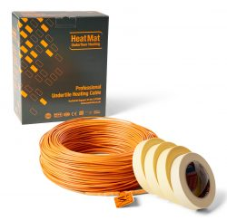 Under Tile Bathroom Heating Cable