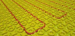 Electric Underfloor Heating Decoupling Membrane Ditramat