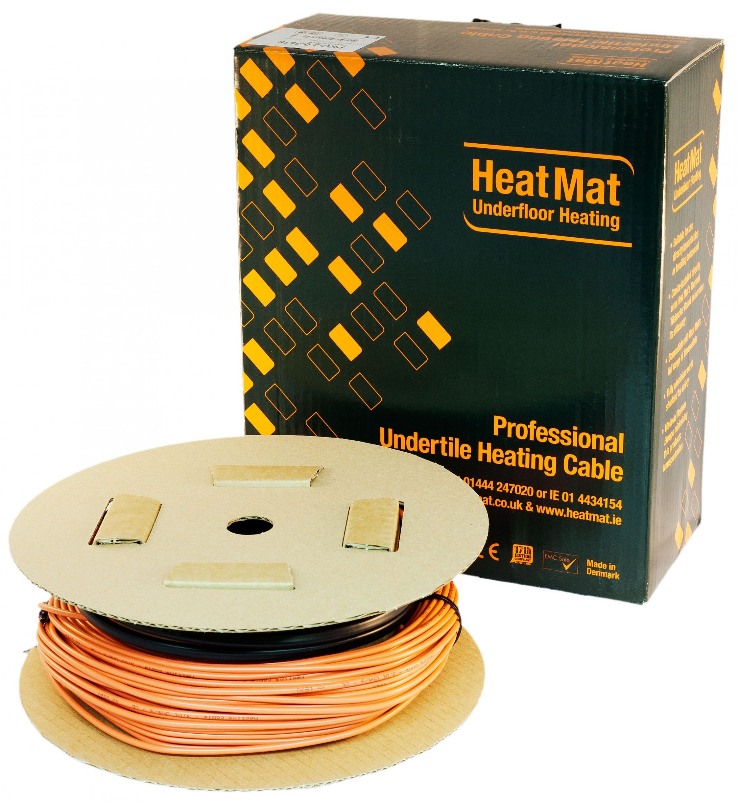 Electric Under Floor Heating Cable For Kitchens
