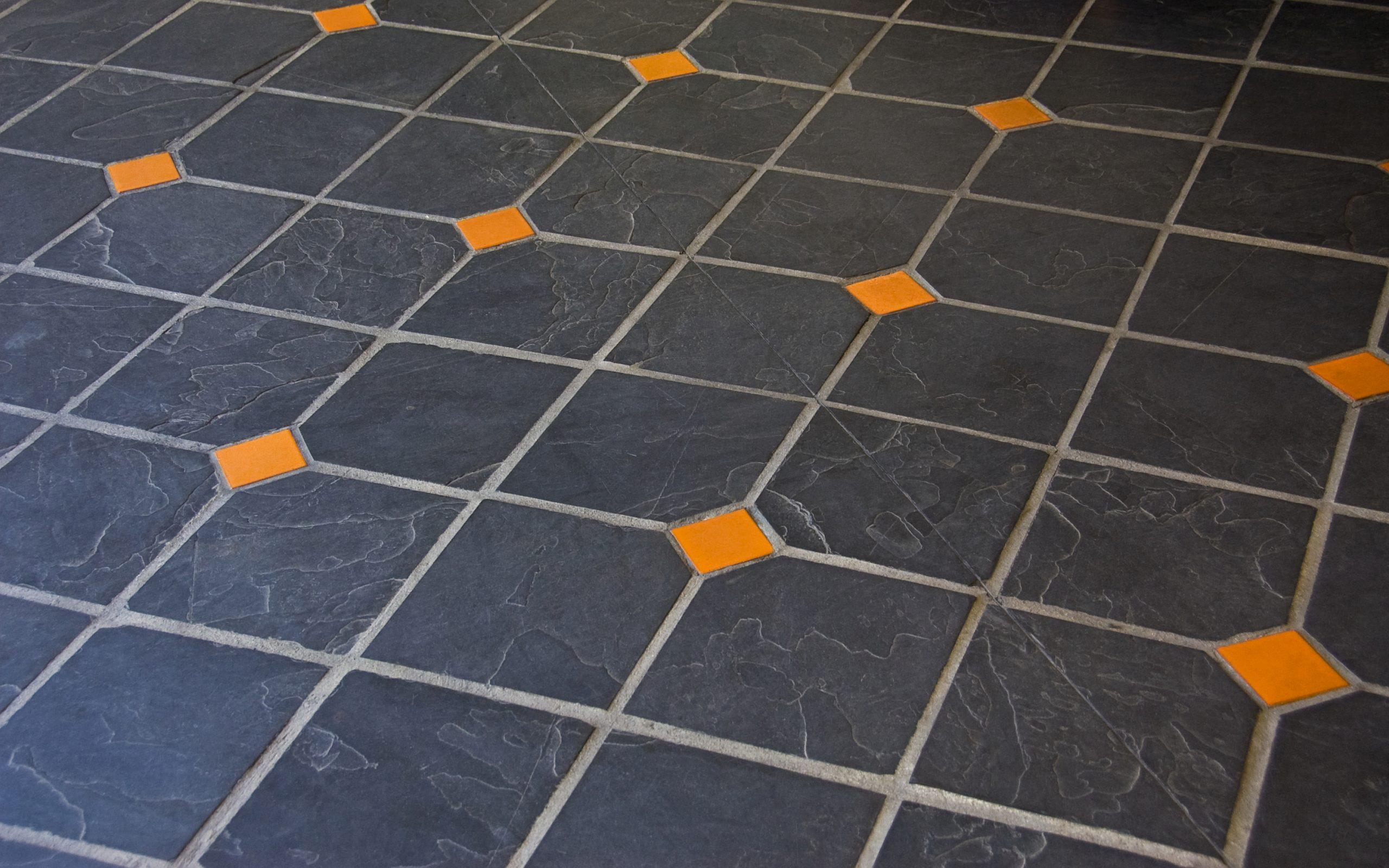 Underfloor heating Tile and Stone.