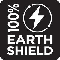 100% Earth Shielded