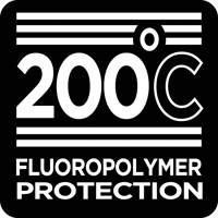 Fluropolymer Protection