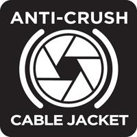 Anti-Crush Heating Cable Jacket