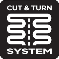 Cut & Turn System Heating Mat