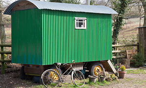 Shepherds Huts and Glamping